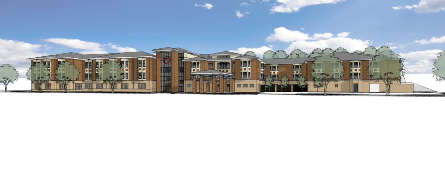 Ronald McDonald House of Rochester MN North Expansion Drawing
